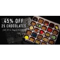 45% Off Beautiful Cacao Chocolates & Pâtisserie