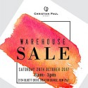 Christian Paul Warehouse Sample Sale