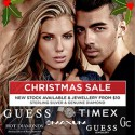 Designer Watch and Jewellery Christmas Sale