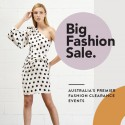 Big Fashion Sale Sydney - Over 50 Designer Brands at up to 80% Off