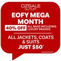 OZSALE OUTLET EOFY MEGA MONTH