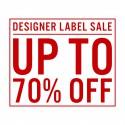 Guys & Dolls - Designer Label Sale