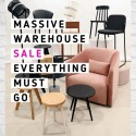 Massive Warehouse Furniture Sale