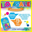 Toy Warehouse Sale - Up to 75% Off Leading Toy Brands