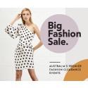 Big Fashion Sale Melbourne - Over 50 Designer Brands at up to 80% Off