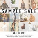 Holiday Trading & Co Melbourne Seasonal Sample Sale