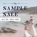 Holiday Trading & Co Collective Warehouse Sale - Sydney