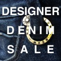 Designer Denim Sale
