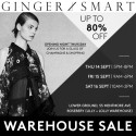GINGER & SMART Warehouse Sale