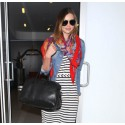 How to look as good as Miranda Kerr and co when travelling