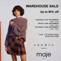 Sandro Paris + Maje Paris Sydney Warehouse Sale