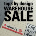 Top3 by Design Warehouse Sale
