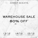 Amber Sceats Warehouse Sale
