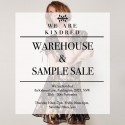 We Are Kindred Sample Sale