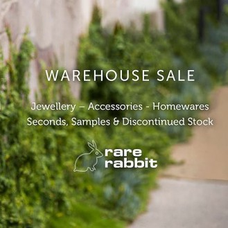 Rare Rabbit Annual Warehouse Sale