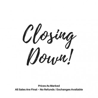 A Little Bit of Cheek Closing Down Sale