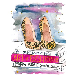 15 Lust-Have Illustrations for Fashion Lovers