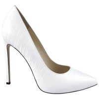 Saintly White Lizard Print Leather, Wittner, $169.95 http://www.wittner.com.au/saintly-white.html