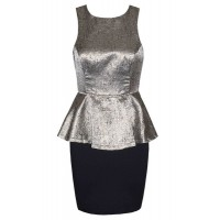 Fresh Soul Metal Mania Dress $89.95 http://bit.ly/14uiOwl