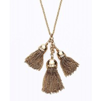 Ann Taylor Townhouse Tassle Charm Necklace, AUD$70.60 http://www.anntaylor.com/townhouse-tassel-charm-necklace/318268?colorExplode=false&skuId=14741661&catid=cata00008&productPageType=fullPriceProducts&defaultColor=3019