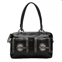 Poseidon Day Bag $499 http://www.mimco.com.au/stories/disco-atlantis/poseidon-day-bag