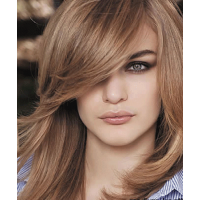 The side swept flick is perfect for medium to thick hair. Image via: http://www.zhairstyles.com/medium-hairstyles-2013/