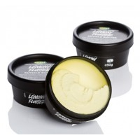 Lush Lemony Flutter Cuticle Butter, $6.50