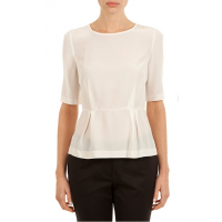 Silk Peplum Top http://www.countryroad.com.au/sale/woman/clothing/60153323/Silk-Peplum-Top.html