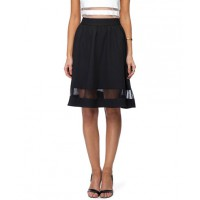 Ezra Midi Circle Skirt with Sheer Piece, $29.9 http://www.theiconic.com.au/Midi-Circle-Skirt-With-Mesh-Insert-163507.html