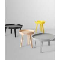 "Muuto 'Around' Coffee Table, ""This simple side table is traditionally Scandinavian but really elegant at the same time."" http://www.muuto.com/collection/around_coffee_tables"