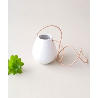 Lunar Store Petite hanging vase by Love Hate Australia, $25 http://www.lunarstore.com.au/products/petite-hanging-vase