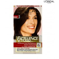 Loreal Paris Excellence Creme in No 5, Natural Brown. http://www.priceline.com.au/index.php/hair/hair-colour/permanent-hair-colour/excellence-crandegraveme-5-brown-1.0-pack