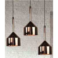 "'Rame' pendant lights, ""I love the elegance of these lights and again, I'm super obsessed with copper and brass, so these guys are perfect!"" http://www.studioitalia.com.au/collection/suspension/technical/item/2452-rame"