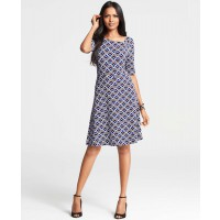 Ann Taylor Diamond, Geo Print Asymetric Neck Dress, AUD $144.10 http://www.anntaylor.com/diamond-geo-print-asymmetric-neck-dress/317322?colorExplode=false&skuId=14571145&catid=cata00008&productPageType=fullPriceProducts&defaultColor=1212