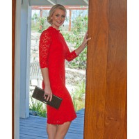 7. Martini Timeless Beauty LS Dress $189.95 http://bit.ly/Yu0ueH