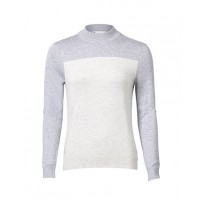 Target Colour Block Jumper in Oat, $30 http://www.target.com.au/p/colour-block-jumper-oat/55810838