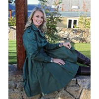 8. Orientique Trench Coat $219.95 http://bit.ly/12lcsMh