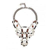 Mimco The Kiddo Crystal Neckpiece, $279. http://www.mimco.com.au/jewellery/necklaces/statement-necklaces/the-kiddo-crystal-neck