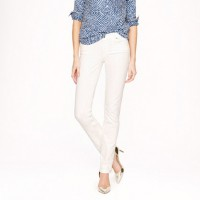 Stretch Matchstick Jean in White, AUD $166.80 http://ad.doubleclick.net/ddm/clk/278081434;105280368;f?http://www.jcrew.com/womens_category/pants/jeans/PRDOVR~A1462/A1462.jsp?srcCode=BRLSMMissyConfidential&utm_source=BRLSMMissyConfidential&utm_medium=Displ