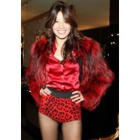 Daisy Lowe at Milan Fashion Week http://mabellelamour.blogspot.com.au/2011/01/style-icon-daisy-lowe.html