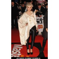 Pixie Geldof at the Brit awards 16. http://www.topnews.in/pixie-geldof-brit-awards-2009-arrivals-2127979