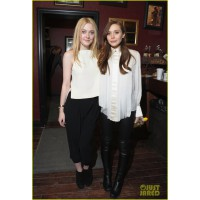Elizabeth Olsen and Dakota Fanning at the Sundance Film Festival. http://www.justjared.com/photo-gallery/2797493/elizabeth-olsen-dakota-fanning-sundance-portraits-22/fullsize/