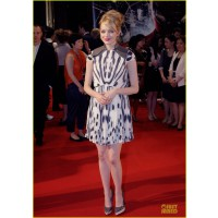 At The Amazing Spider-Man premier in Seoul, Korea. http://cdn03.cdn.justjared.com/wp-content/uploads/2012/06/garfield-seoul/emma-stone-andrew-garfield-spider-man-seoul-premiere-05.jpg