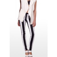 Shakuhachi striped panel pants $220, leather shoulder cut out vest $240. http://www.shakuhachi.net/images/shop/WINTER2013/SHOP/LARGE/S131096_STRIPES.jpg