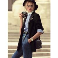 A modern take on Diane Keaton's style. http://www.fashionbitsandbobs.com/2009/09/diane-keaton.html
