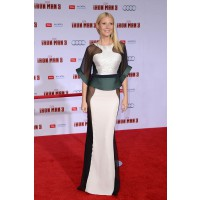 1.Paltrow in an Antonio Berardi Fall 2013 dress that set the haters' tongues wagging. http://www.thegloss.com/wp-content/uploads/2013/04/ gwyneth-paltrow-iron-man-3-premiere-sheer-dress.jpg