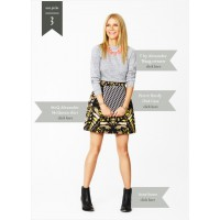 "3. The ""prints and patterns"" look from Paltrow's 2013 spring fashion edit. http://www.goop.com/journal/get/217/annual-spring-edit"