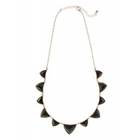 7. Seed Heritage Pyramid Necklace $29.95. http://www.seedheritage.com/ jewellery/pyramid-necklace/w1/i4015493_1001338/