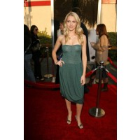 At the LA premiere of The Grudge 2, which Palmer starred in. http://us.cdn002.fansshare.com/photos/teresapalmer/teresa-palmer-the-grudge-premiere-2880836.jpg