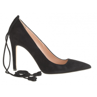 Falsetto Suede Ankle-tie Pumps, AUD $388.80 http://ad.doubleclick.net/ddm/clk/278081395;105280390;g?http://www.jcrew.com/womens_category/shoes/pumpsandheels/PRDOVR~06572/06572.jsp?srcCode=BRLSMMissyConfidential&utm_source=BRLSMMissyConfidential&utm_medium